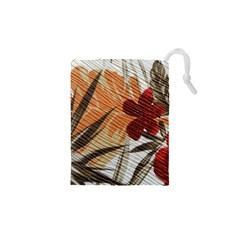 Fall Colors Drawstring Pouches (XS)