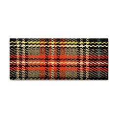 Fabric Texture Tartan Color Cosmetic Storage Cases