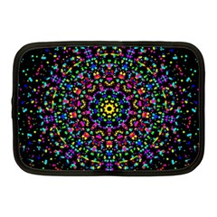 Fractal Texture Netbook Case (medium)