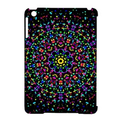 Fractal Texture Apple Ipad Mini Hardshell Case (compatible With Smart Cover)