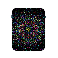 Fractal Texture Apple iPad 2/3/4 Protective Soft Cases