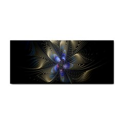 Fractal Blue Abstract Fractal Art Cosmetic Storage Cases