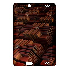 Fractal 3d Render Futuristic Amazon Kindle Fire HD (2013) Hardshell Case
