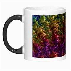 Fractal Art Design Colorful Morph Mugs