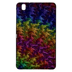Fractal Art Design Colorful Samsung Galaxy Tab Pro 8.4 Hardshell Case