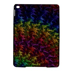 Fractal Art Design Colorful Ipad Air 2 Hardshell Cases