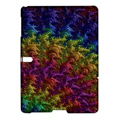 Fractal Art Design Colorful Samsung Galaxy Tab S (10 5 ) Hardshell Case