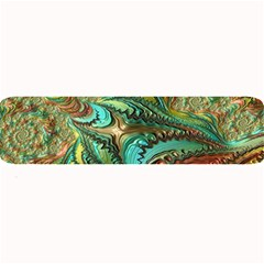 Fractal Artwork Pattern Digital Large Bar Mats