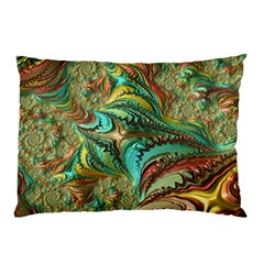 Fractal Artwork Pattern Digital Pillow Case