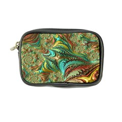 Fractal Artwork Pattern Digital Coin Purse