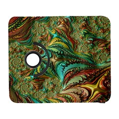 Fractal Artwork Pattern Digital Galaxy S3 (Flip/Folio)