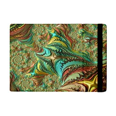 Fractal Artwork Pattern Digital iPad Mini 2 Flip Cases