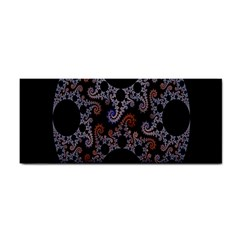 Fractal Complexity Geometric Cosmetic Storage Cases