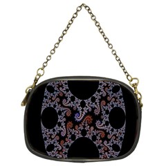 Fractal Complexity Geometric Chain Purses (Two Sides)