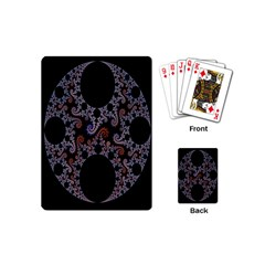 Fractal Complexity Geometric Playing Cards (mini)