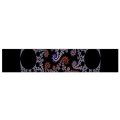 Fractal Complexity Geometric Flano Scarf (small)