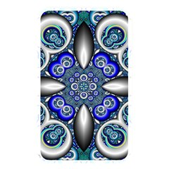 Fractal Cathedral Pattern Mosaic Memory Card Reader