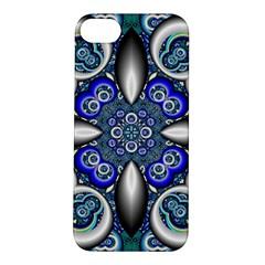 Fractal Cathedral Pattern Mosaic Apple Iphone 5s/ Se Hardshell Case