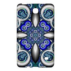 Fractal Cathedral Pattern Mosaic Samsung Galaxy Tab 4 (8 ) Hardshell Case