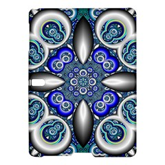 Fractal Cathedral Pattern Mosaic Samsung Galaxy Tab S (10 5 ) Hardshell Case