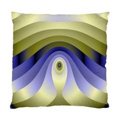 Fractal Eye Fantasy Digital Standard Cushion Case (One Side)