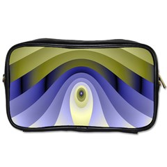 Fractal Eye Fantasy Digital Toiletries Bags