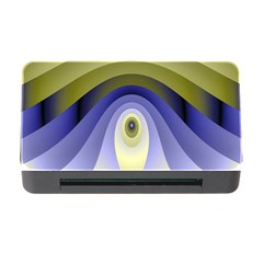 Fractal Eye Fantasy Digital Memory Card Reader with CF