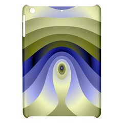 Fractal Eye Fantasy Digital Apple iPad Mini Hardshell Case