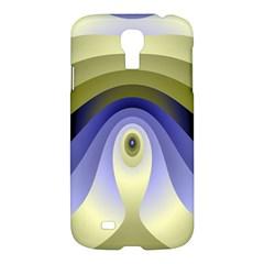 Fractal Eye Fantasy Digital Samsung Galaxy S4 I9500/I9505 Hardshell Case