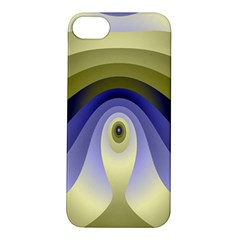 Fractal Eye Fantasy Digital Apple iPhone 5S/ SE Hardshell Case