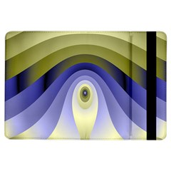Fractal Eye Fantasy Digital Ipad Air Flip