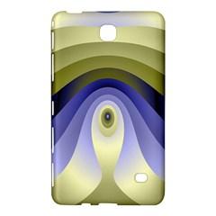 Fractal Eye Fantasy Digital Samsung Galaxy Tab 4 (8 ) Hardshell Case
