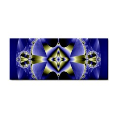 Fractal Fantasy Blue Beauty Cosmetic Storage Cases