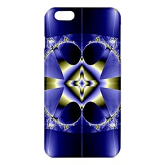 Fractal Fantasy Blue Beauty Iphone 6 Plus/6s Plus Tpu Case