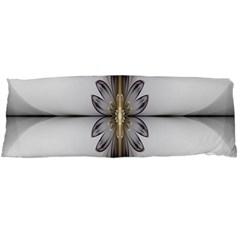 Fractal Fleur Elegance Flower Body Pillow Case Dakimakura (Two Sides)