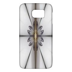 Fractal Fleur Elegance Flower Galaxy S6