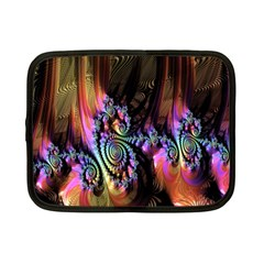 Fractal Colorful Background Netbook Case (Small)