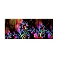 Fractal Colorful Background Cosmetic Storage Cases