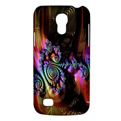 Fractal Colorful Background Galaxy S4 Mini