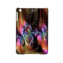 Fractal Colorful Background Ipad Mini 2 Hardshell Cases