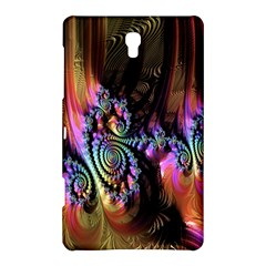 Fractal Colorful Background Samsung Galaxy Tab S (8 4 ) Hardshell Case