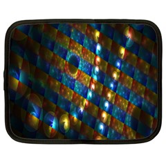 Fractal Art Digital Art Netbook Case (XL)