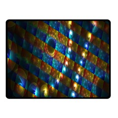 Fractal Art Digital Art Fleece Blanket (Small)
