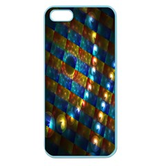 Fractal Art Digital Art Apple Seamless iPhone 5 Case (Color)