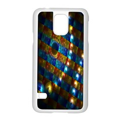 Fractal Art Digital Art Samsung Galaxy S5 Case (white)