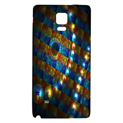 Fractal Art Digital Art Galaxy Note 4 Back Case
