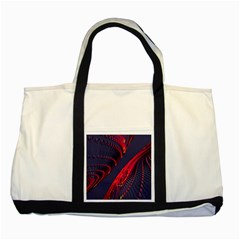 Fractal Art Digital Art Two Tone Tote Bag