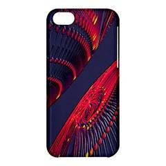 Fractal Art Digital Art Apple Iphone 5c Hardshell Case