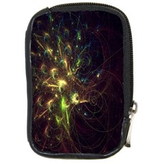 Fractal Flame Light Energy Compact Camera Cases