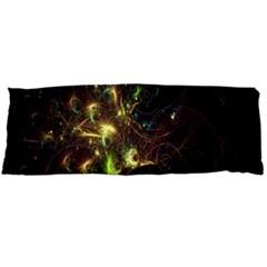 Fractal Flame Light Energy Body Pillow Case (Dakimakura)